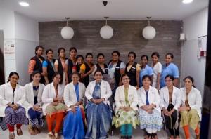 RSV Team contribution to Psoriasis camp