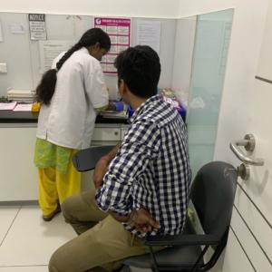 Free lab tests, Psoriasis Camp Oct 2019