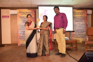 Cosmetology, Laser and Dermatosurgery workshop, Stanley Medical College, Chennai, June 20