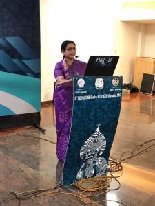 Speaker,Cuticon Karnataka, 2017