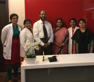 CONTOURING AESTHETICS WORKSHOP AT RSV CLINIC, MAY, 2017